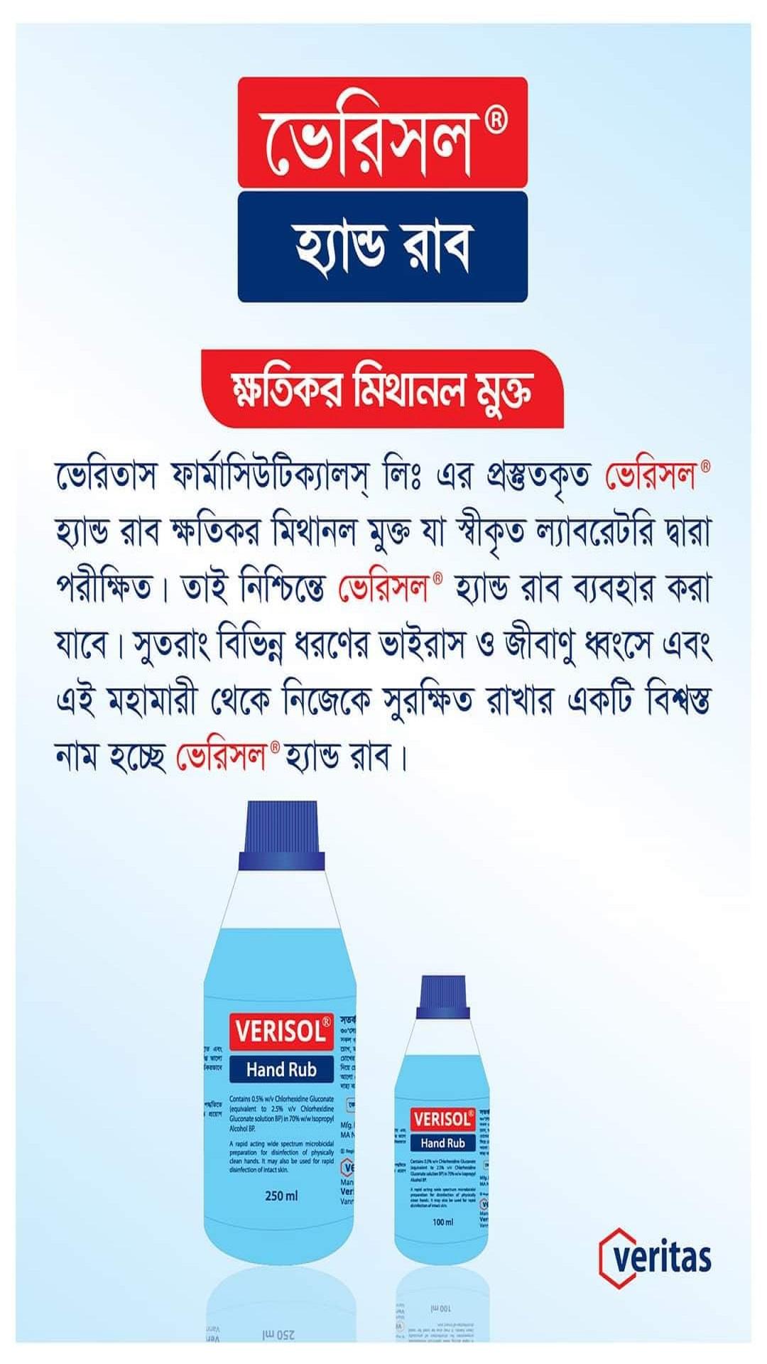 Veritas Pharma News